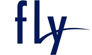 Логотип компании Fly