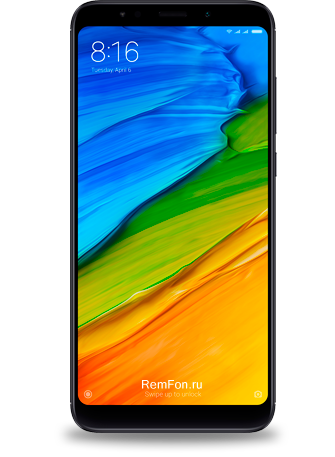 Ремонт Xiaomi Redmi 5 Plus в Бутово и Коммунарке